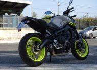 Yamaha MT-09 ABS