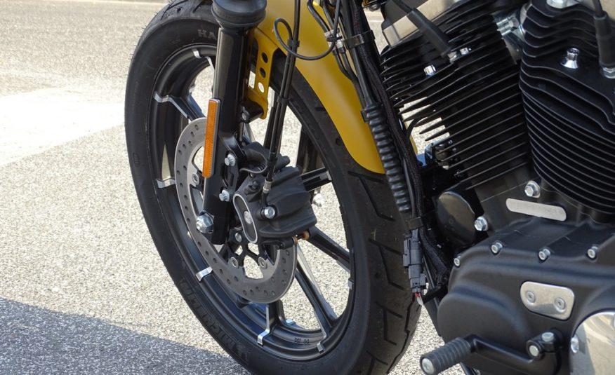 Harley-Davidson XL 883 N Iron