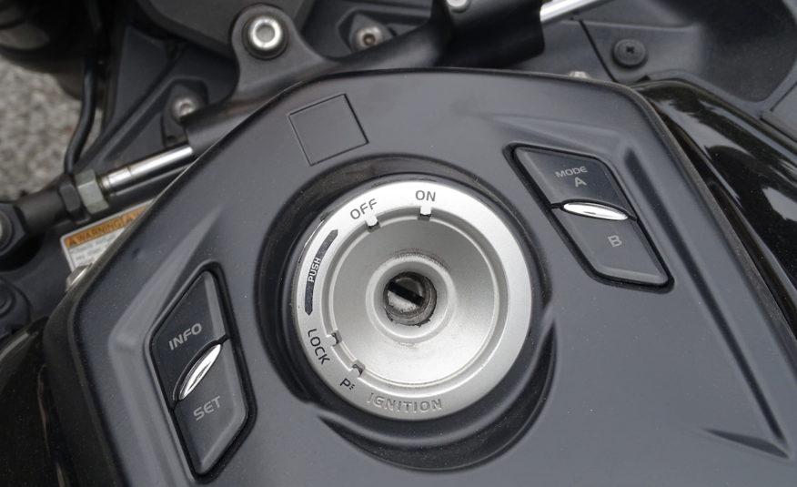 Suzuki B-King GSX 1300