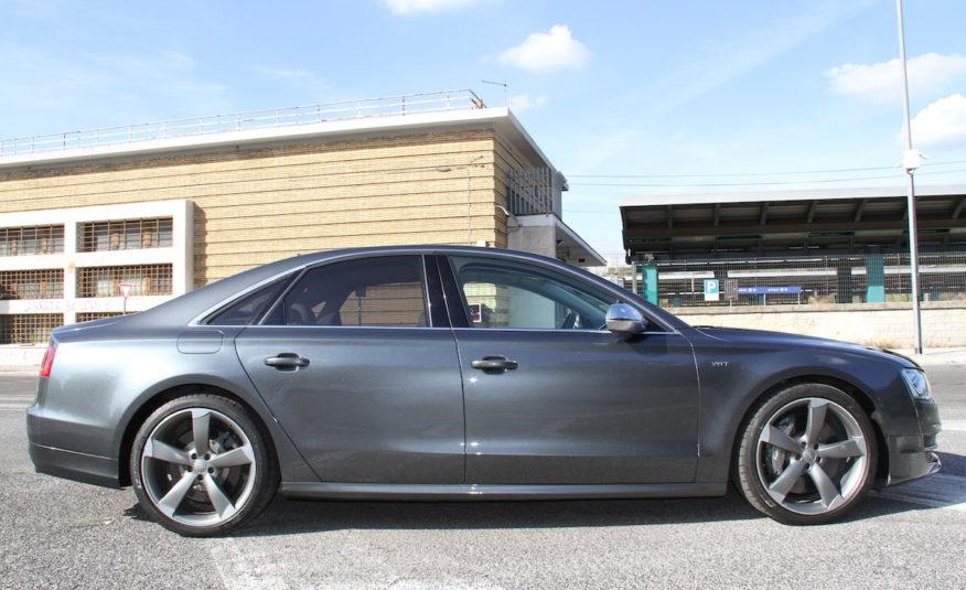 Audi S8 4.0 TFSI quattro tiptronic V8 Turbo