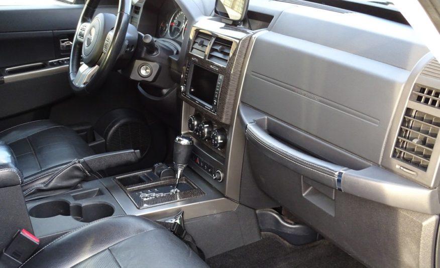 Jeep Cherokee 2.8 CRD DPF Limited Auto