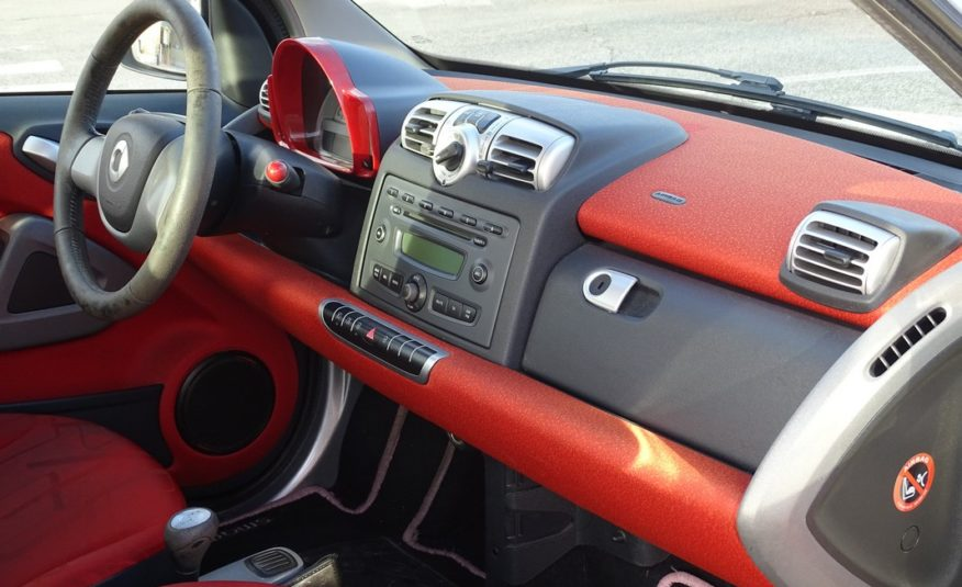 Smart ForTwo 1.0 Turbo Passion 84cv