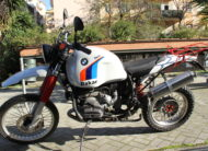 BMW DAKAR PARIS