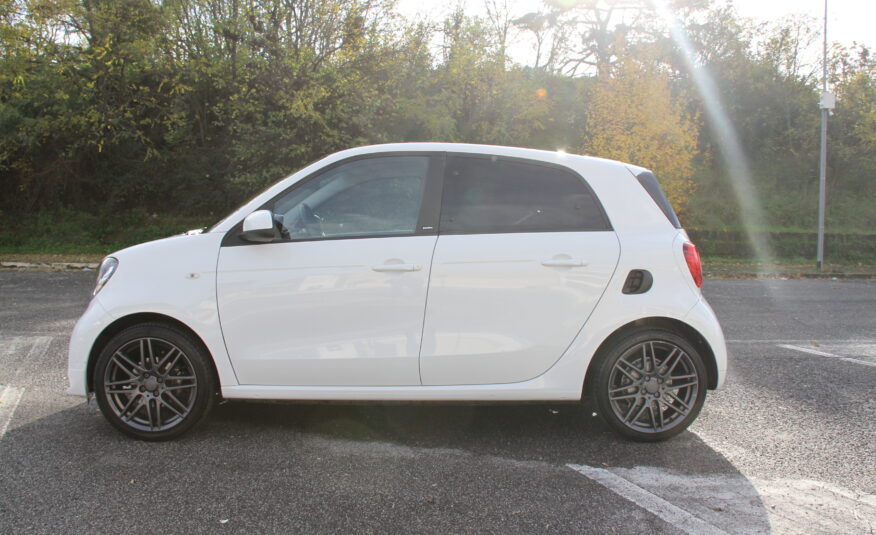 Smart forfour all. brabus